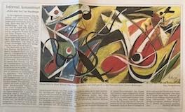 Presse Galerie Maulberger Süddeutsche Zeitung 2008
