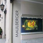 Ausstellung Klein – aber fein III 2006 Galerie Maulberger