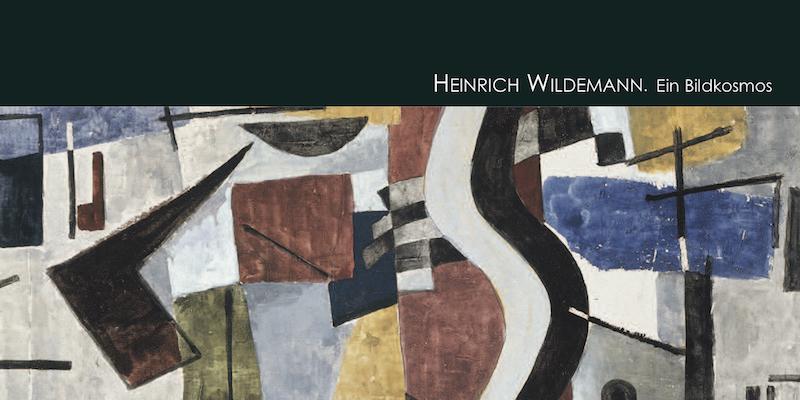 Einladungskarte Ausstellung Heinrich Wildemann 2009 Galerie Maulberger