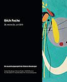 Einladungskarte Ausstellung Erich Fuchs 2010 Galerie Maulberger