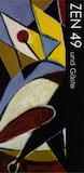 Einladungskarte Ausstellung ZEN 49 und Gäste 1999 Galerie Maulberger