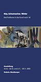 Einladungskarte Ausstellung Ernst Wilhelm Nay Emil Schumacher Fritz Winter – Kunst nach 45 2002 Galerie Maulberger