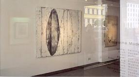 Einladungskarte Ausstellung Jupp Linssen 2002 Galerie Maulberger