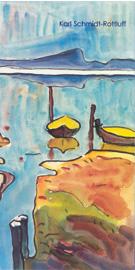 Einladungskarte Ausstellung Karl Schmidt-Rottluff 2003 Galerie Maulberger