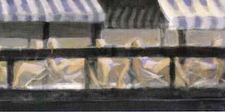 Einladungskarte Ausstellung Wolfgang Mueller Jakob 2003 Galerie Maulberger