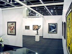 Messe Art Cologne 2005 Galerie Maulberger 01