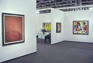 Messe Art Cologne 2005 Galerie Maulberger 03