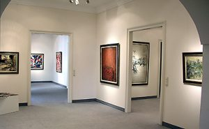 Ausstellung Informelle Tendenzen 2005 Galerie Maulberger 02