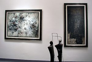 Ausstellung Informelle Tendenzen 2005 Galerie Maulberger 04