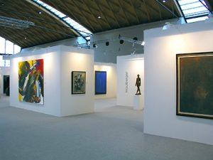 Messe Art Karlsruhe 2006 Galerie Maulberger 02