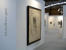Messe Art Karlsruhe 2006 Galerie Maulberger