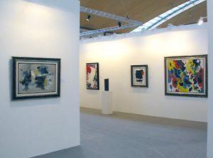 Messe Art Karlsruhe 2008 Galerie Maulberger 05