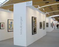 Messe Art Karlsruhe 2008 Galerie Maulberger