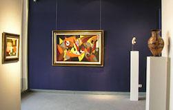 Messe Munich Highlights 2008 Galerie Maulberger