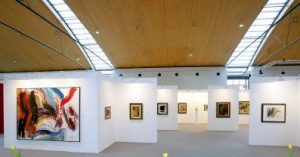 Messe Art Karlsruhe 2009 Galerie Maulberger