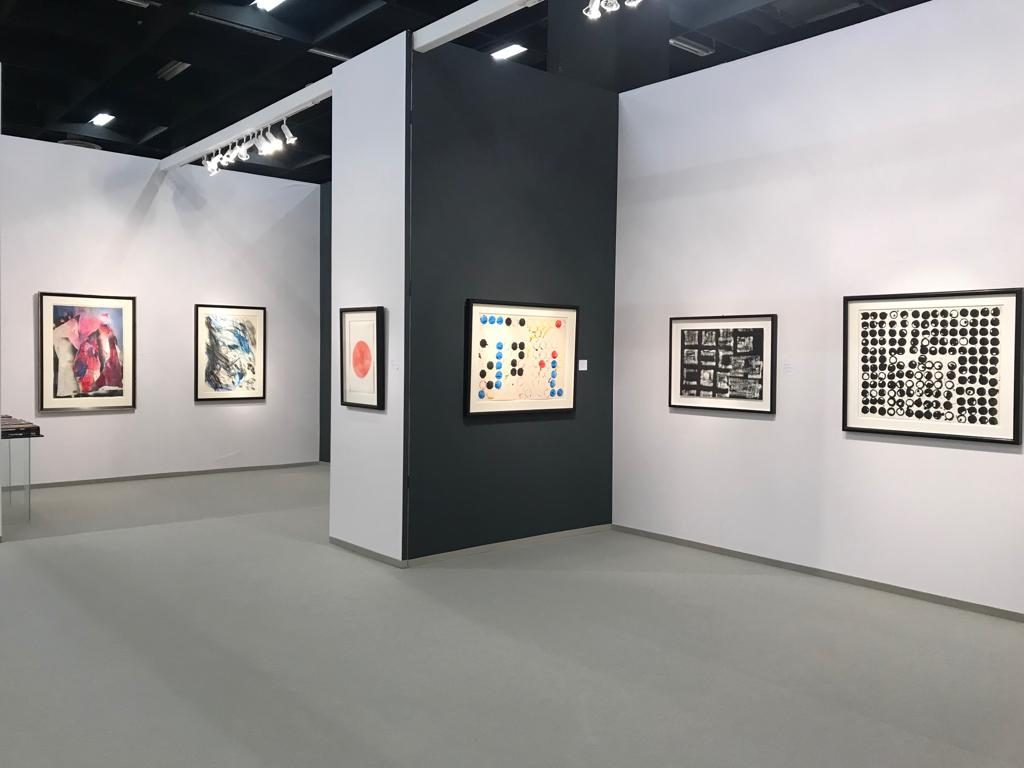 Messe Cologne Fine Art 2018 Galerie Maulberger 04