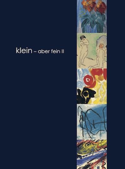 Katalog klein aber fein II Galerie Maulberger