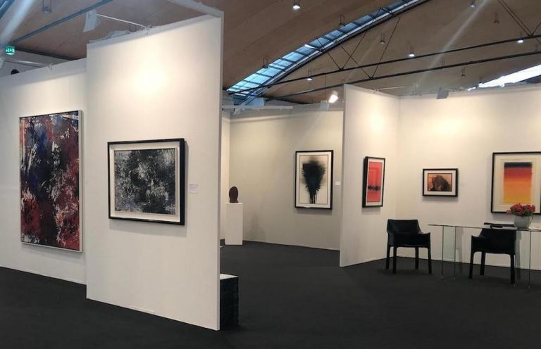 Messe Art Karlsruhe 2019 Galerie Maulberger 01