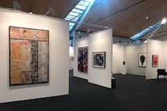 Messe Art Karlsruhe 2019 Galerie Maulberger