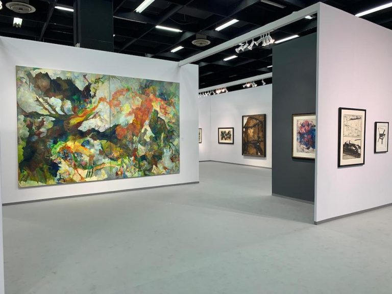 Messe Art Cologne 2019 Galerie Maulberger 01