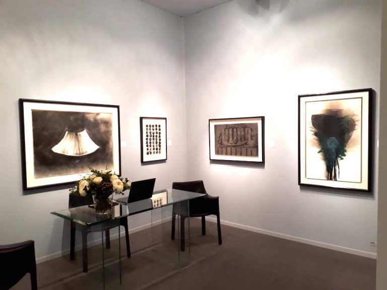 Messe Highlights Internationale Kunstmesse München 2019 Galerie Maulberger