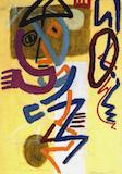 Ausstellung Max Ackermann 2001 Galerie Maulberger_thumb