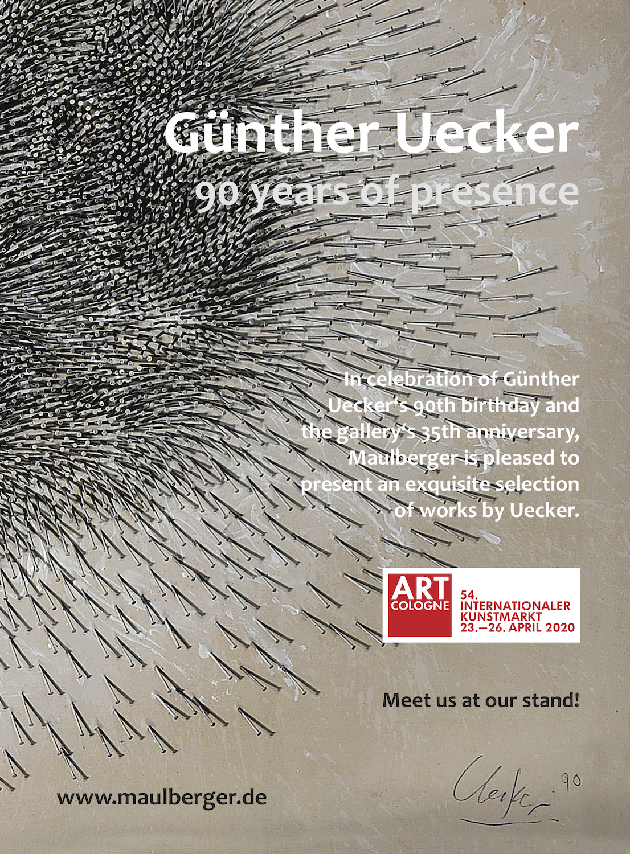 Presse Galerie Maulberger Weltkunst 2019