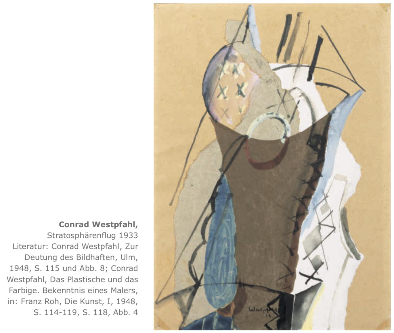 Galerie Maulberger Conrad Westpfahl Publikation Zeitzeugen Seite 90