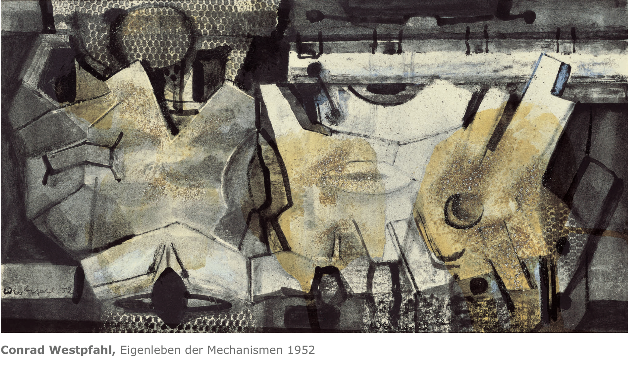 Galerie Maulberger Conrad Westpfahl Publikation Zeitzeugen Seite 94_95