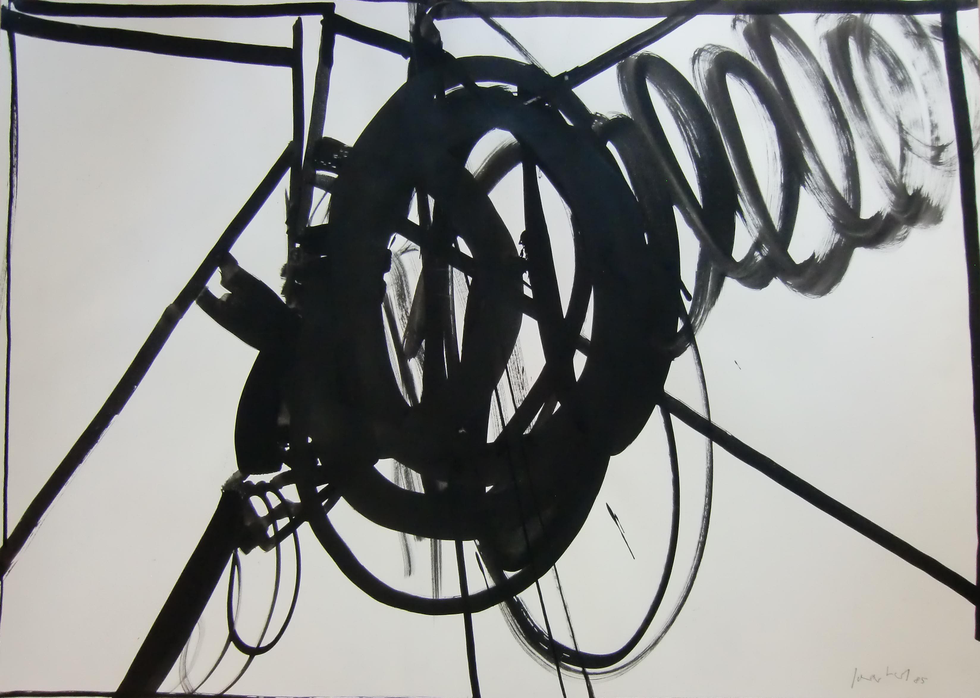 Galerie Maulberger KRH Sonderborg 1985