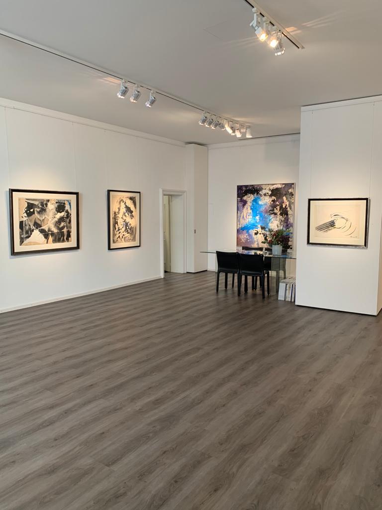 Ausstellung Cavael Sonderborg Thieler 2020 Galerie Maulberger 03