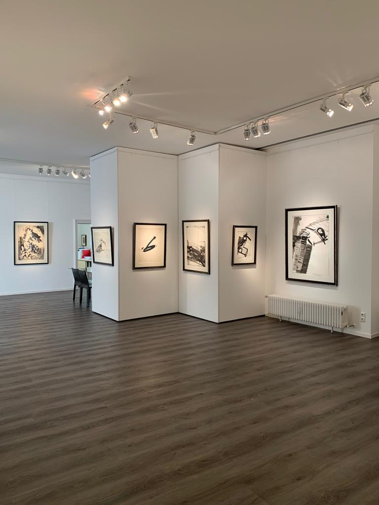 Ausstellung Cavael Sonderborg Thieler 2020 Galerie Maulberger 05