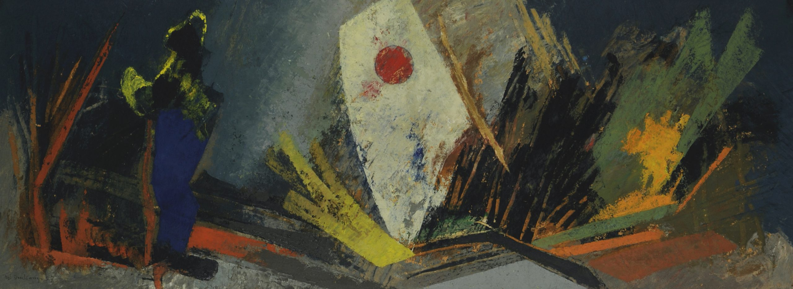 Galerie Maulberger Wilhelm Imkamp 1957