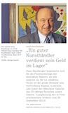 Presse Galerie Maulberger Handelsblatt 2014