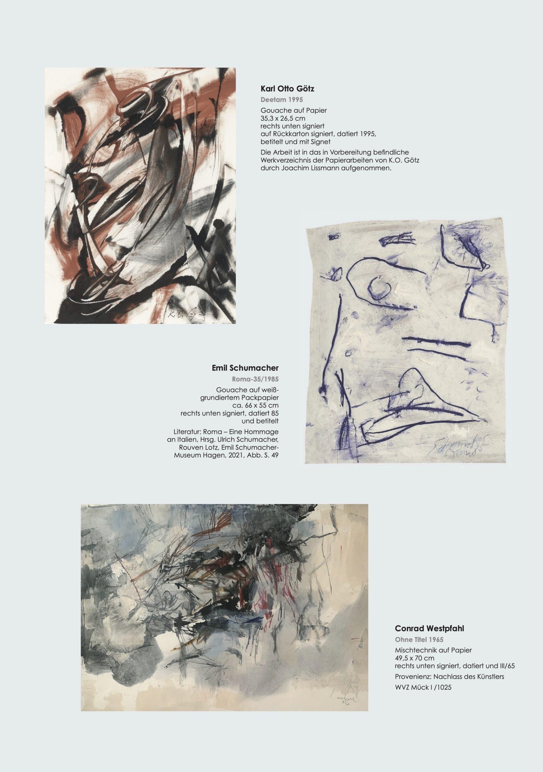 Ausstellung Papierstationen 2021 Galerie Maulberger 05