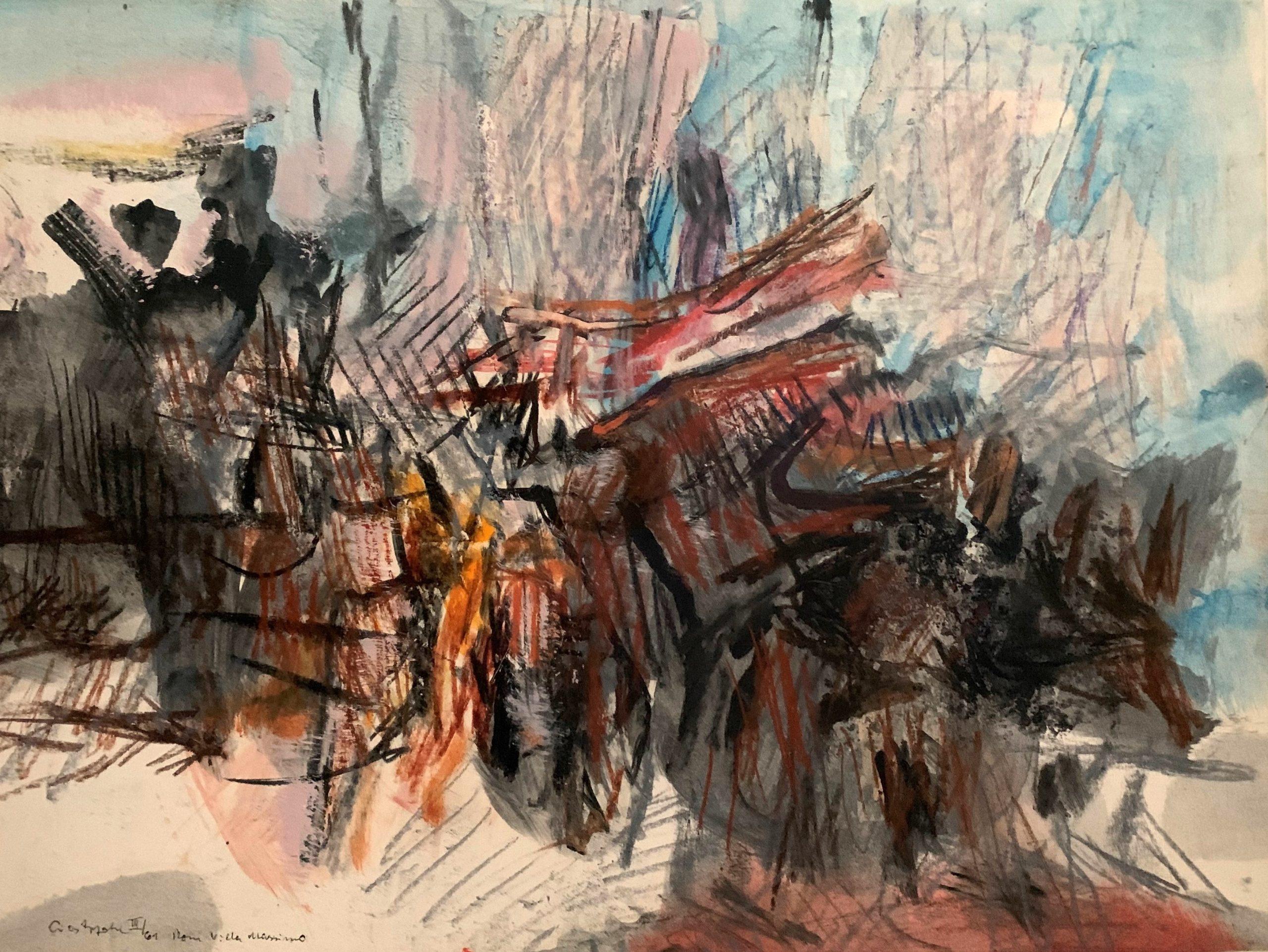 Galerie Maulberger Conrad Westpfahl (1961)