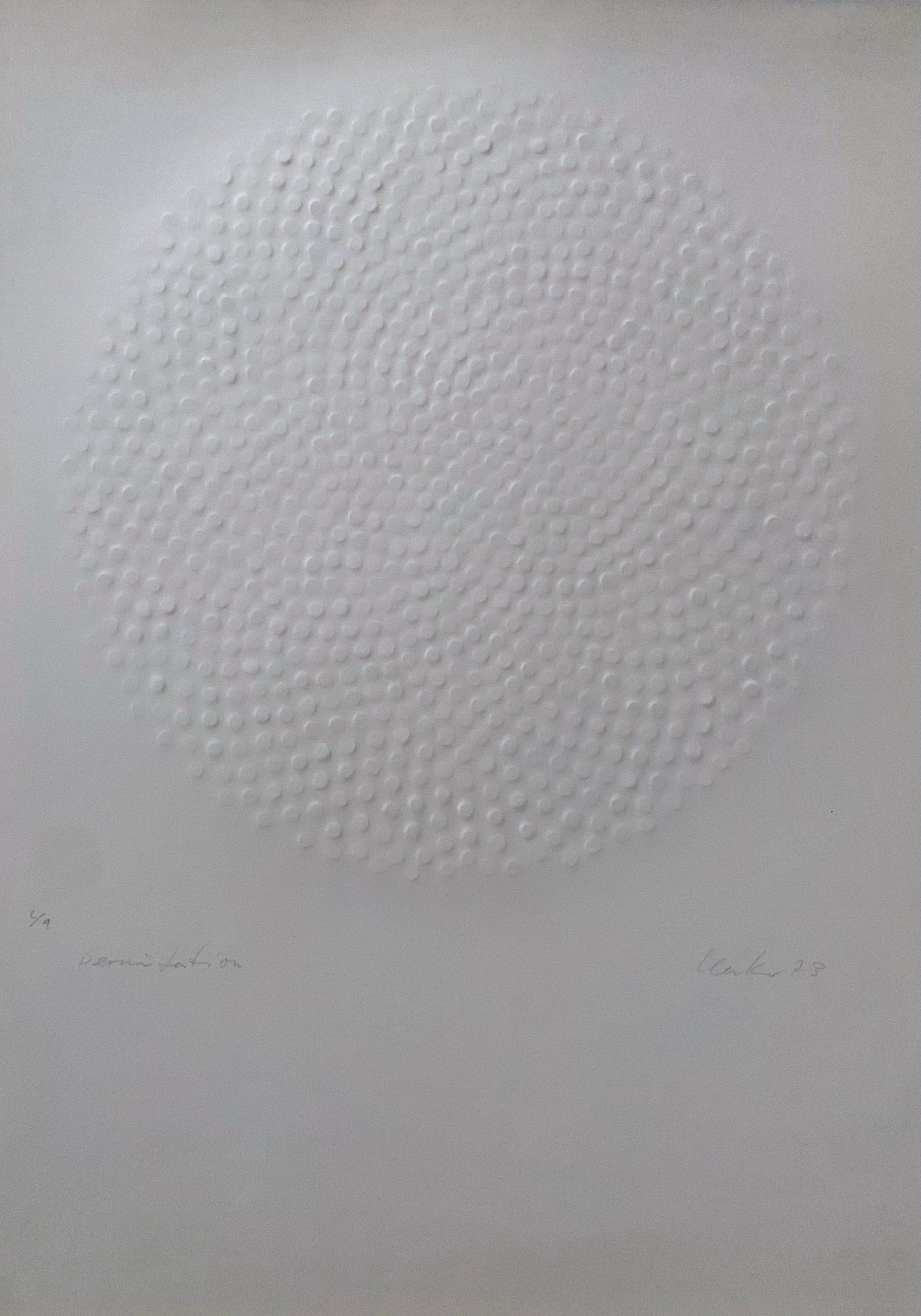 Galerie Maulberger Günter Uecker (1973)