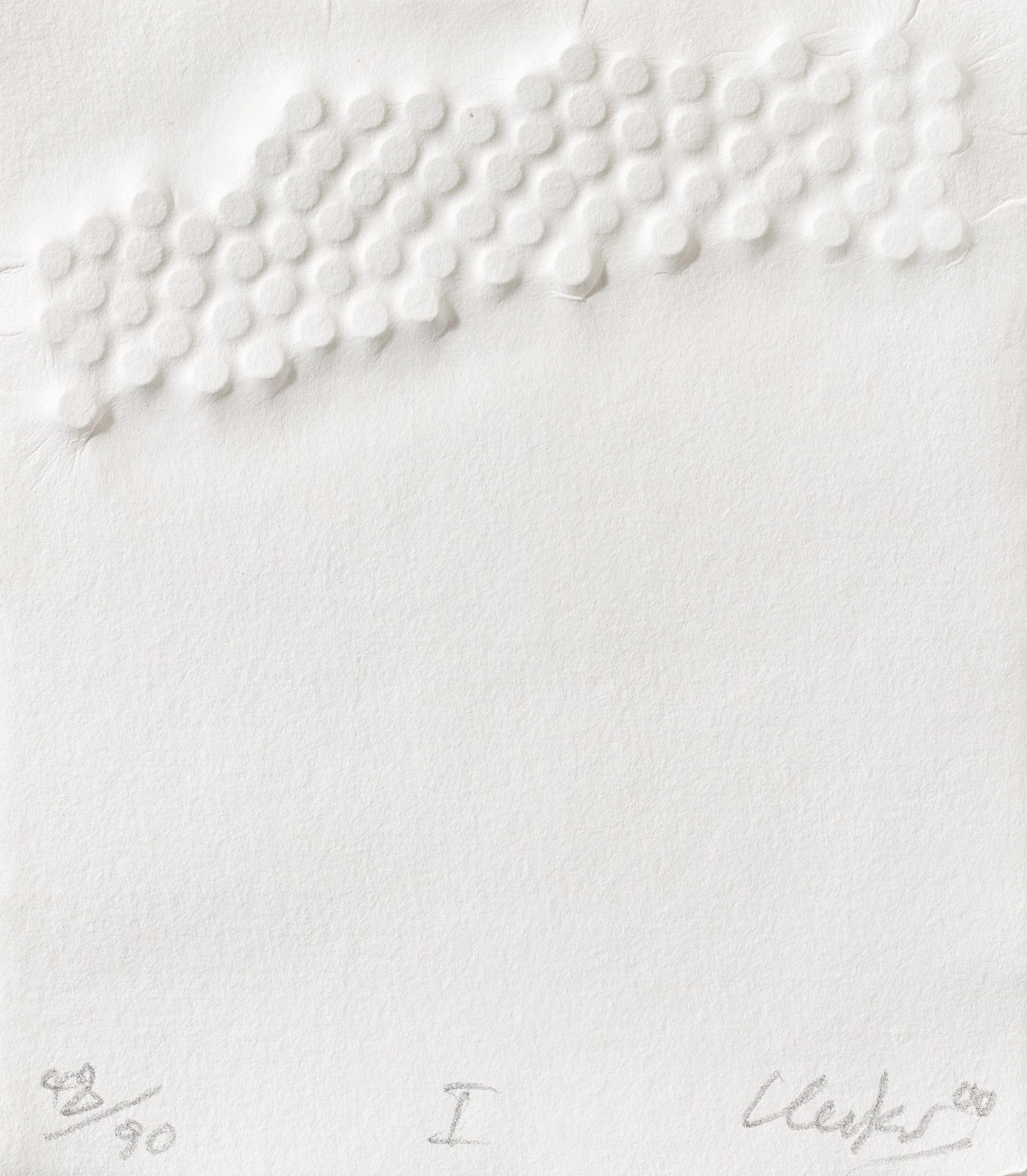 Galerie Maulberger Günter Uecker (2000)