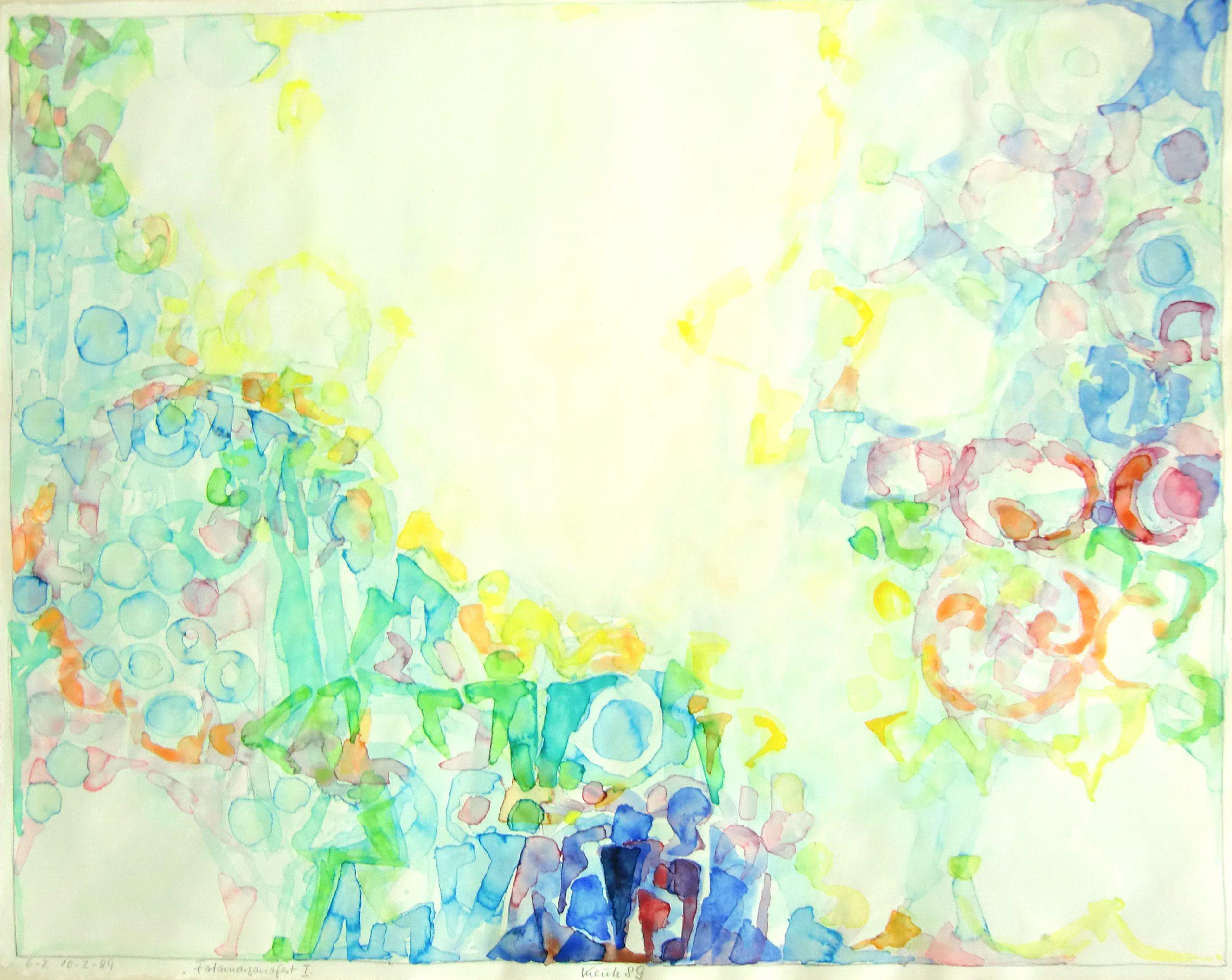 Galerie Maulberger Heinz Kreutz (1989)
