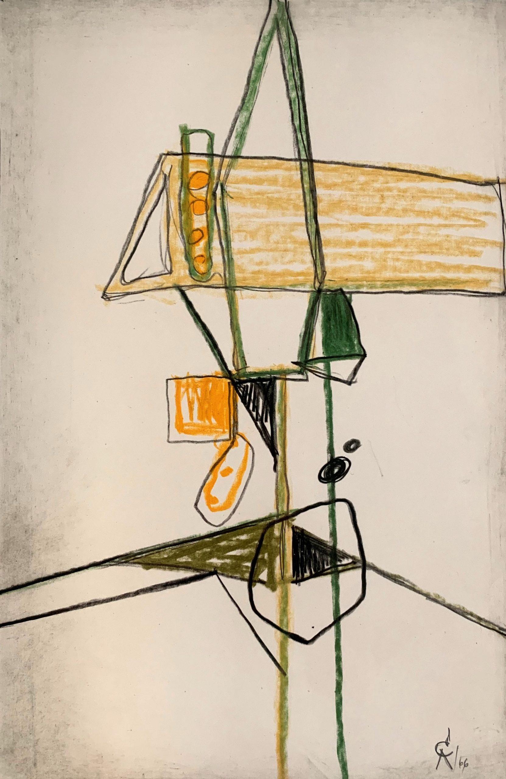 Galerie Maulberger Rolf Cavael (1966)