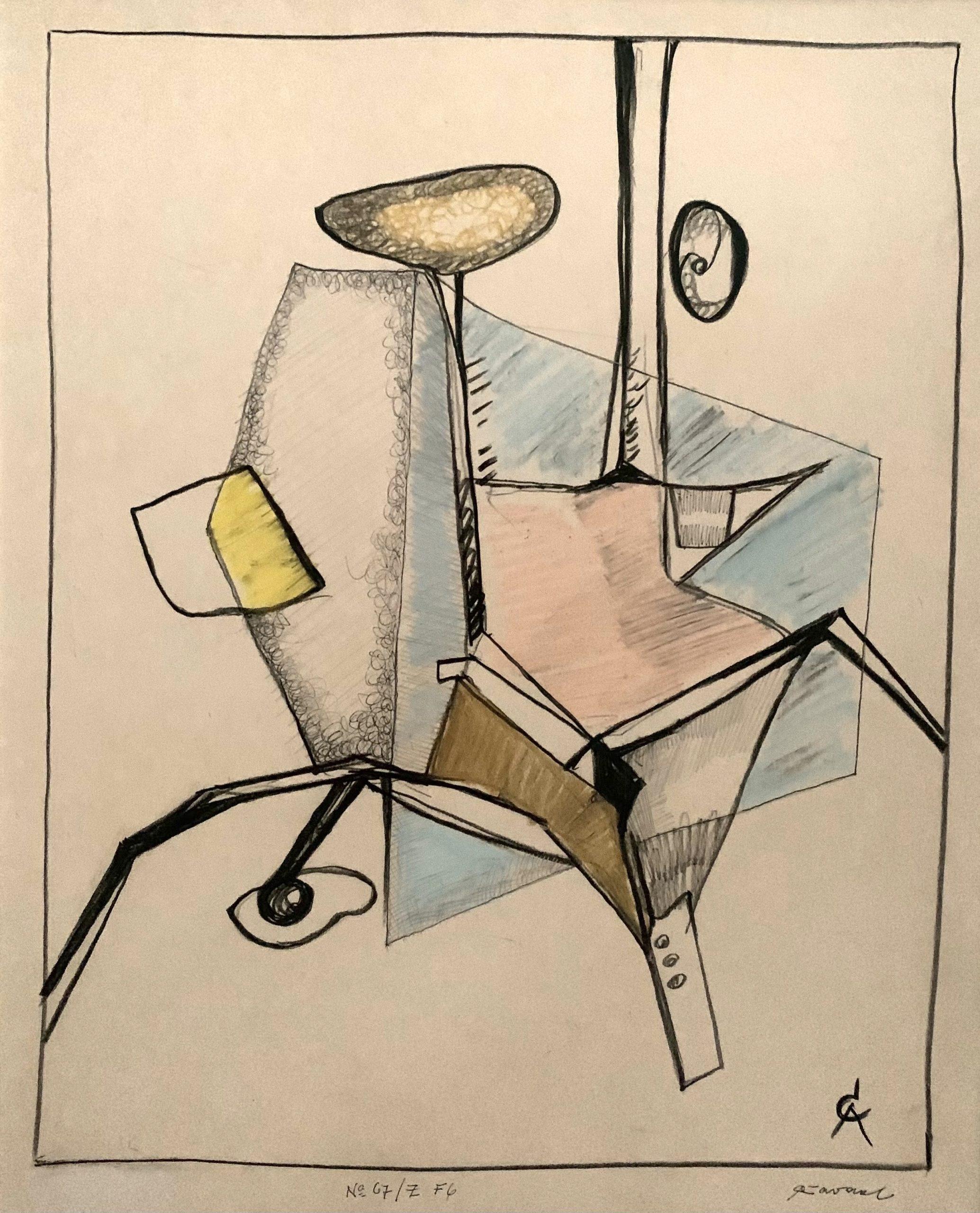 Galerie Maulberger Rolf Cavael (1967)