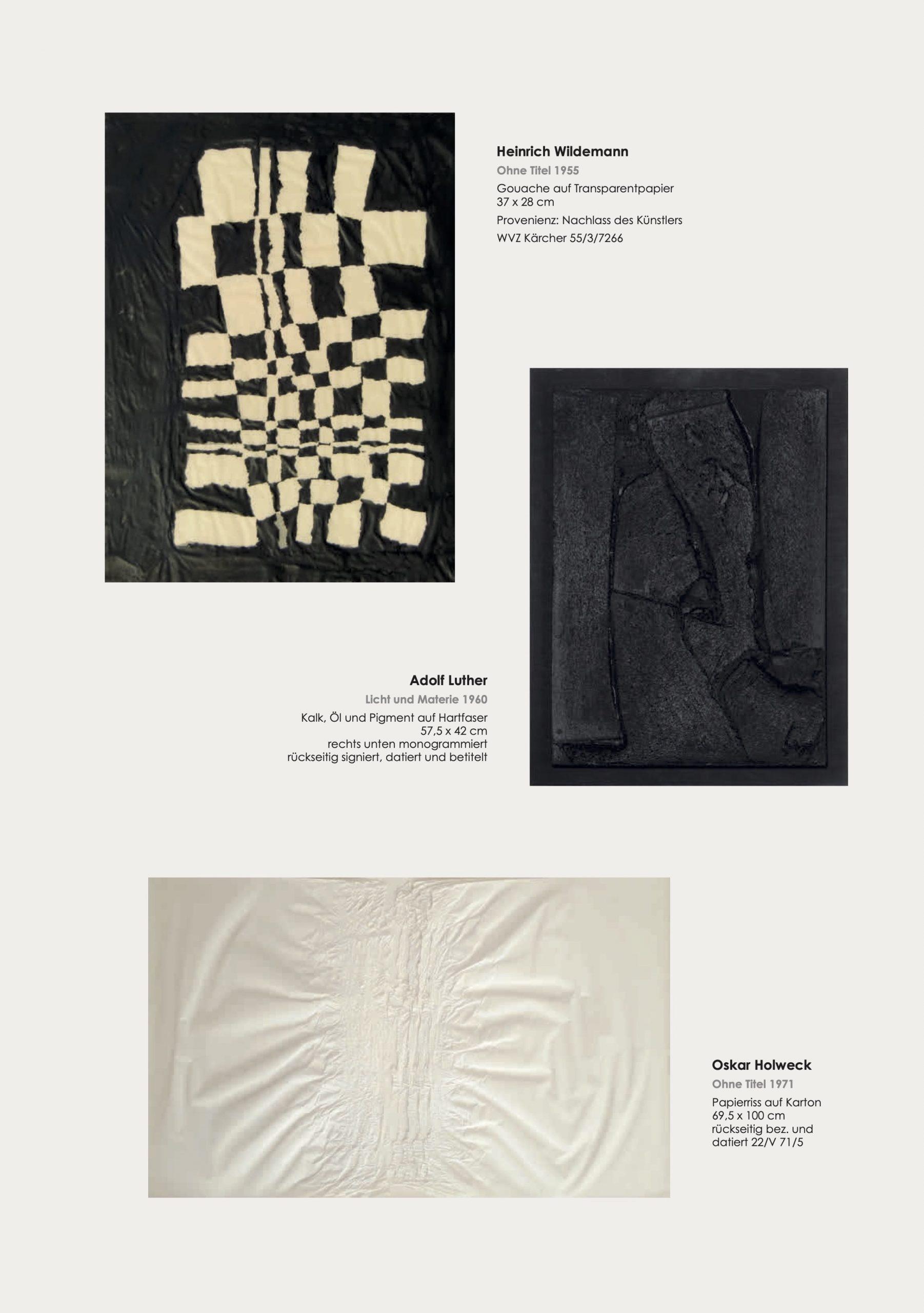 Ausstellung Black meets White 2021 Galerie Maulberger 03