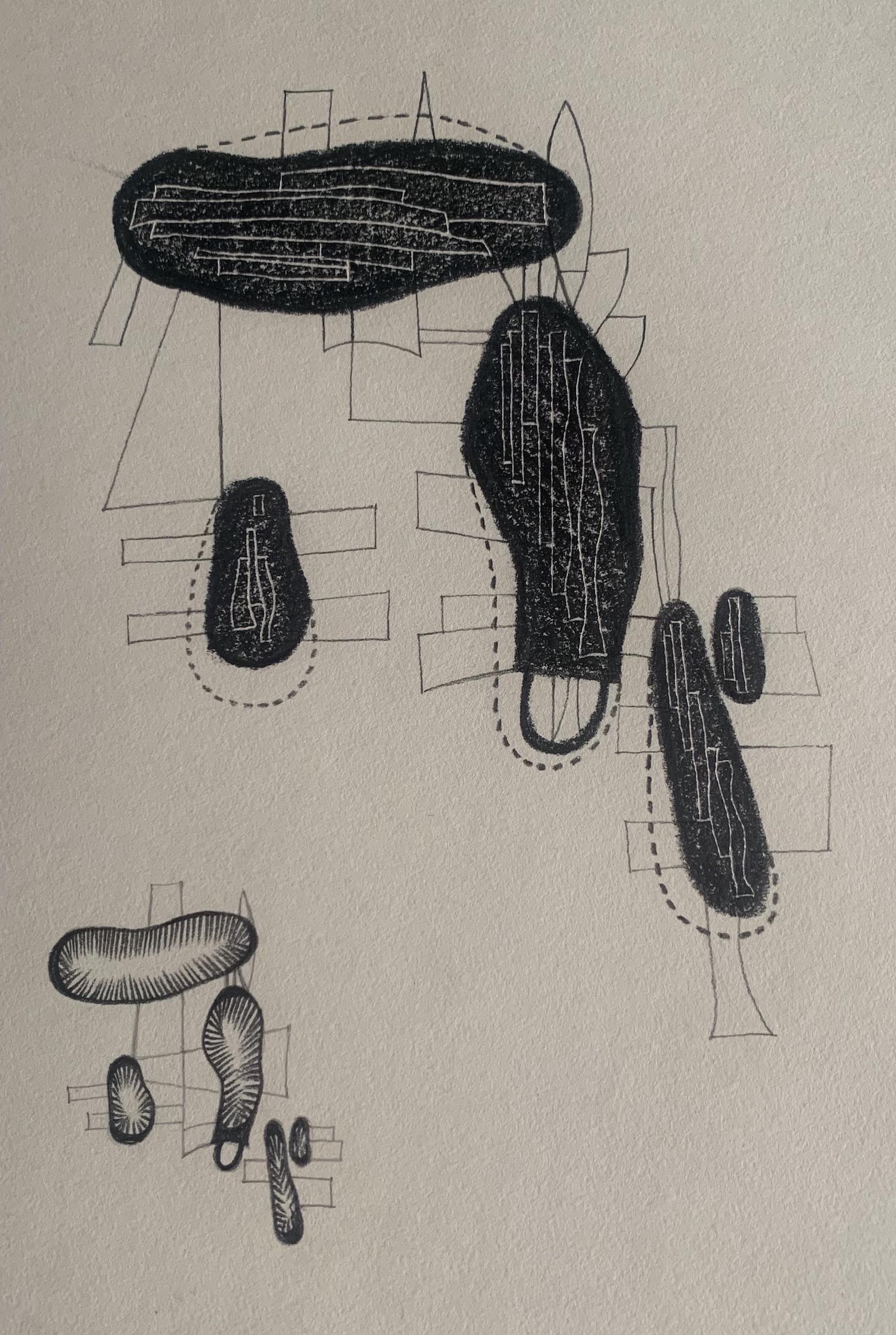 Galerie Maulberger Rolf Cavael 1944