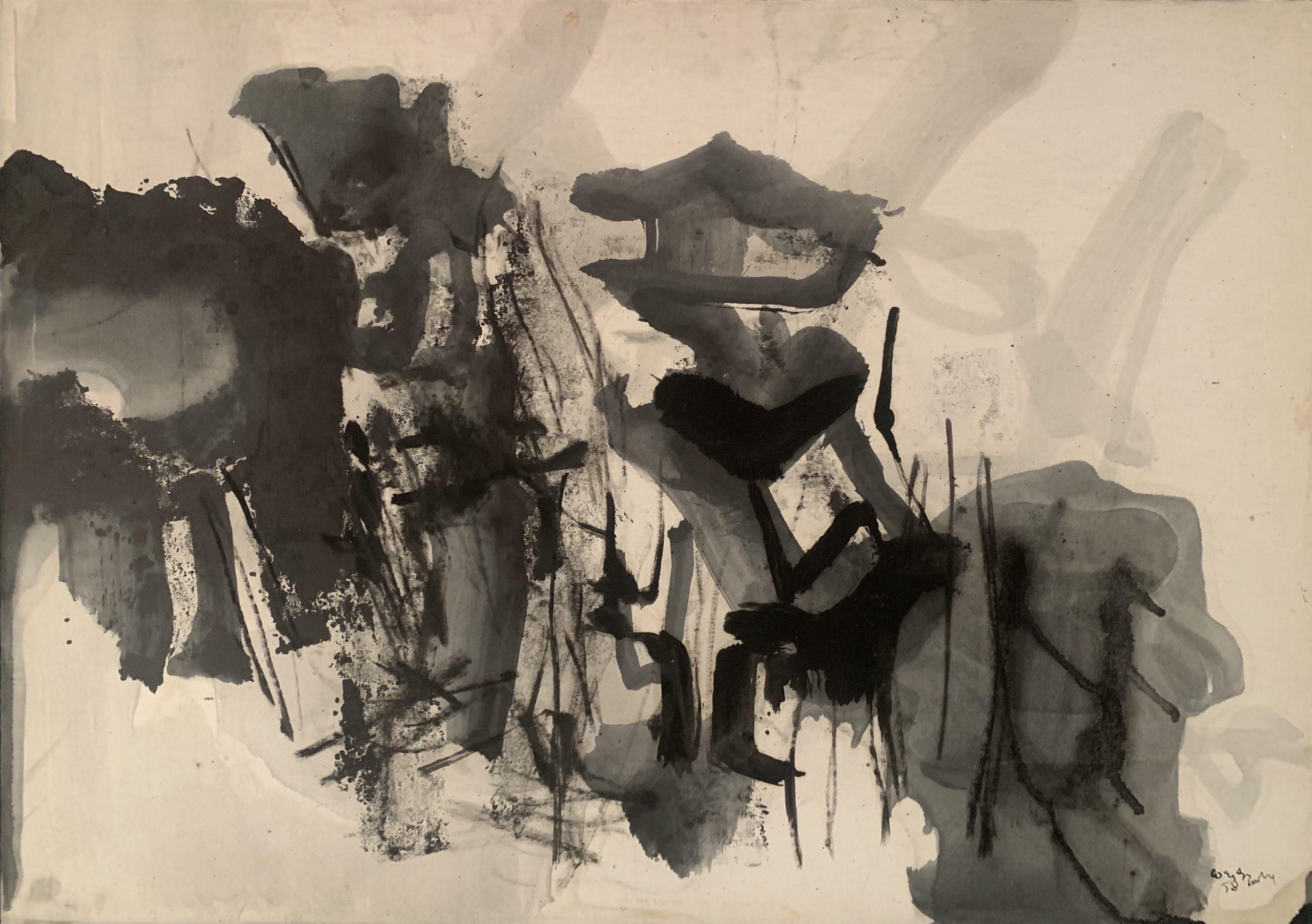 Galerie Maulberger Conrad Westpfahl (1958)