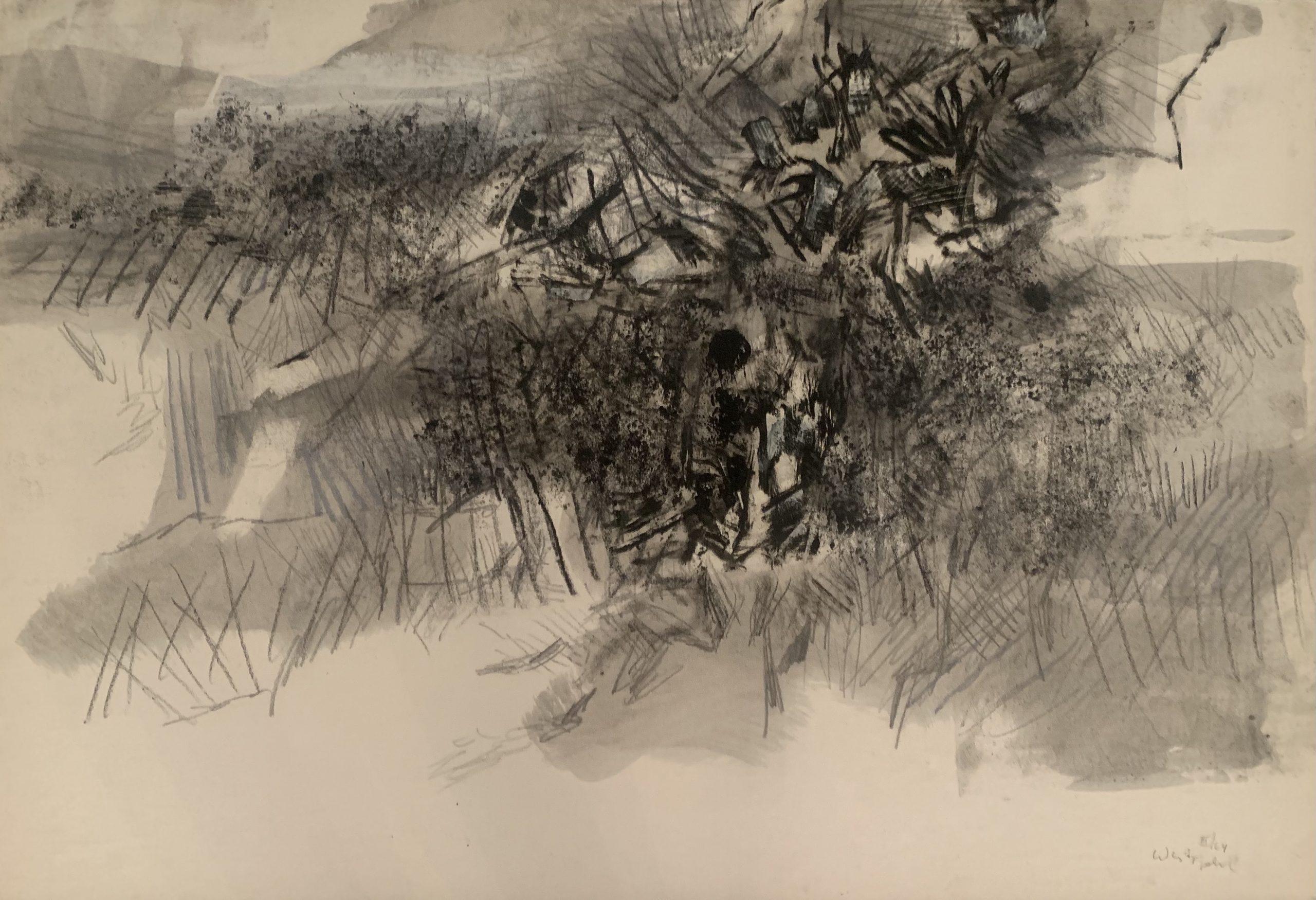 Galerie Maulberger Conrad Westpfahl (1964)